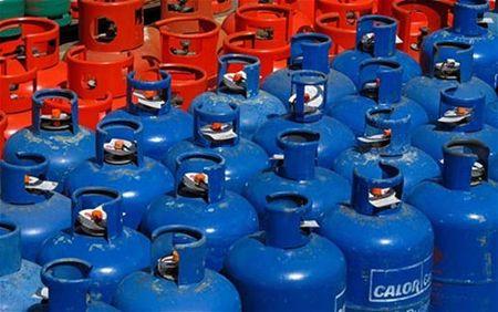 Gia gas tai TP HCM tang lan dau trong nam 2016 - Anh 1