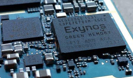 Samsung giu vi tri thu 4 tren thi truong chip smartphone - Anh 1