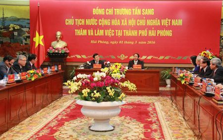 Hai Phong can chu dong hon nua trong boi canh hoi nhap - Anh 3