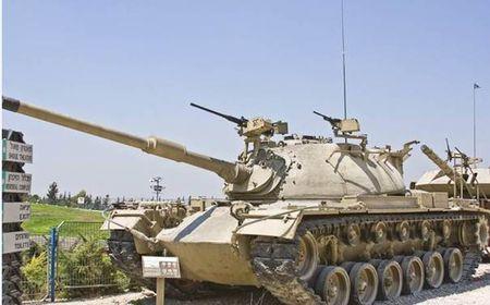 Ly do Israel doi bang duoc xe tang bi Syria tom song - Anh 3