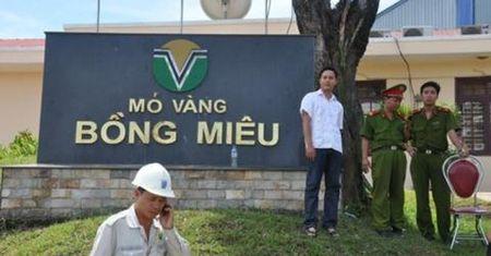 2 cong ty dao luong vang cuc lon van no thue - Anh 1