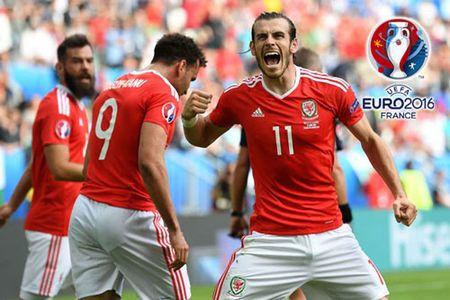 Clip: Bale lap sieu pham, xu Wales 'ban ha' Slovakia - Anh 1