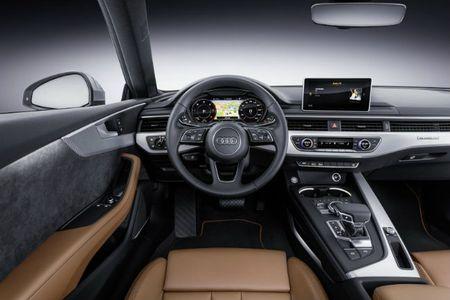 Mo xe Audi A5 va S5 Coupe 2017 moi hoan toan - Anh 12
