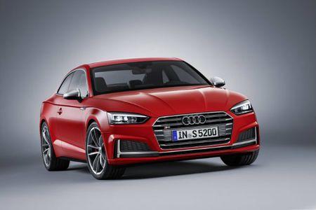 Mo xe Audi A5 va S5 Coupe 2017 moi hoan toan - Anh 1