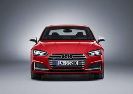 Mo xe Audi A5 va S5 Coupe 2017 moi hoan toan - Anh 3