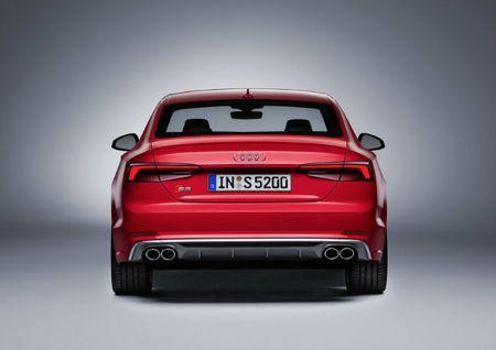 Mo xe Audi A5 va S5 Coupe 2017 moi hoan toan - Anh 4