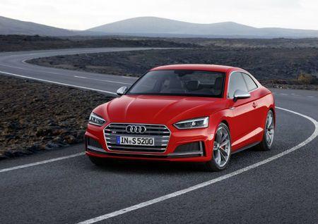 Mo xe Audi A5 va S5 Coupe 2017 moi hoan toan - Anh 5