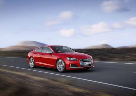Mo xe Audi A5 va S5 Coupe 2017 moi hoan toan - Anh 6