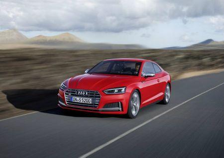 Mo xe Audi A5 va S5 Coupe 2017 moi hoan toan - Anh 7