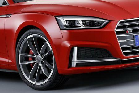 Mo xe Audi A5 va S5 Coupe 2017 moi hoan toan - Anh 8