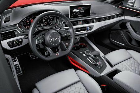 Mo xe Audi A5 va S5 Coupe 2017 moi hoan toan - Anh 9