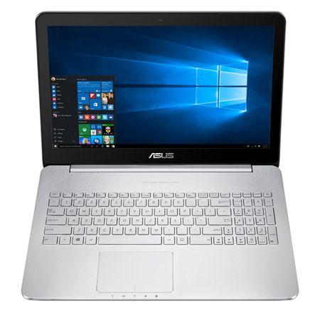 Ra mat VivoBook Pro N552VX: Thiet ke dep, cau hinh on - Anh 2