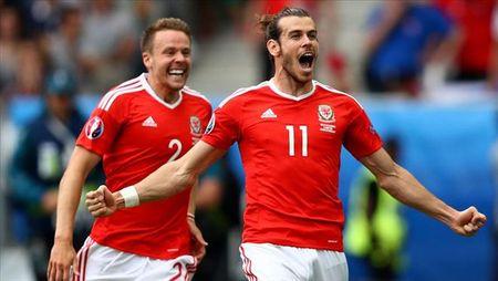 HLV DT xu Wales tuyen bo se danh bai DT Anh - Anh 1