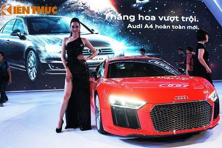 """Chan dai """"dot chay"""" xe sang Audi va moto khung Ducati - Anh 1"""