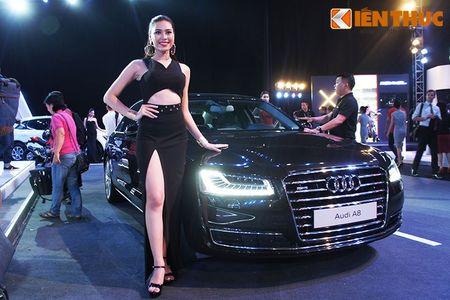 """Chan dai """"dot chay"""" xe sang Audi va moto khung Ducati - Anh 3"""