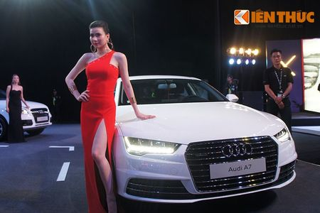 """Chan dai """"dot chay"""" xe sang Audi va moto khung Ducati - Anh 7"""