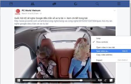 Bi quyet tai video tren Facebook ve may tinh - Anh 4