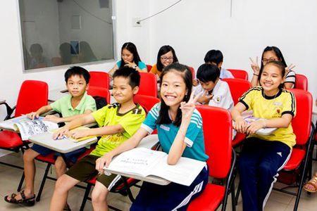 Can Tho huong dan tuyen sinh dau cap chuong trinh tieng Phap song ngu - Anh 1