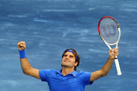 Top 10 pha bong cho thay chi so IQ cuc cao cua Roger Federer - Anh 1