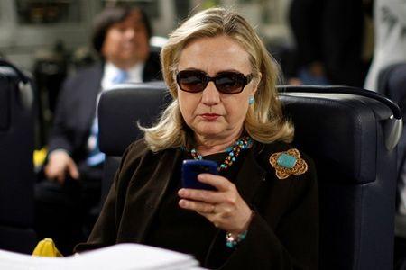 Lo buc anh co the huy hoai su nghiep chinh tri cua ba Clinton - Anh 1