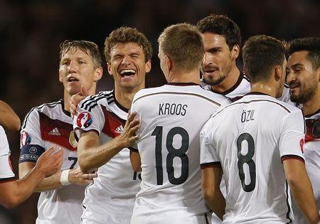 Link sopcast xem bong da Euro truc tiep Duc vs Ukraine - Anh 1