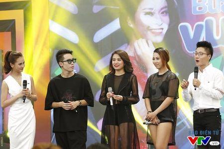 Hoang Thuy Linh nong bong trong Bua trua vui ve - Anh 5