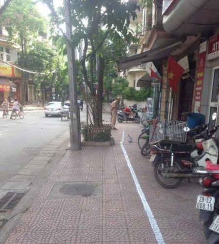 Phuong Quang Trung (quan Dong Da): Chuyen bien tich cuc bo mat do thi - Anh 10