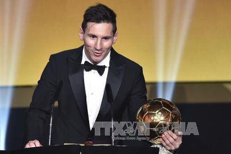 "Lionel Messi - nguoi ke vi ngai vang cua ""Cau be vang"" - Anh 1"