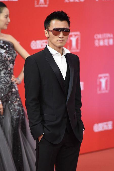 Lee Min Ho banh bao dien trai ben Duong Yen - Anh 11