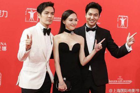 Lee Min Ho banh bao dien trai ben Duong Yen - Anh 1