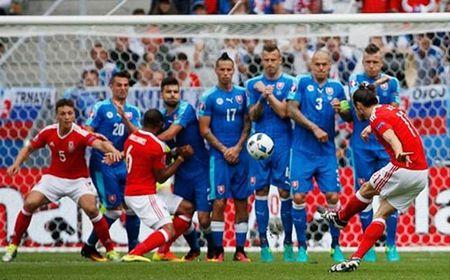 Xu Wales co chien thang lich su trong lan dau tham gia mot ky Euro - Anh 1