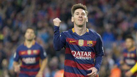 "Tin HOT sang 12/6: ""Messi co trai tim that nhan hau"" - Anh 1"