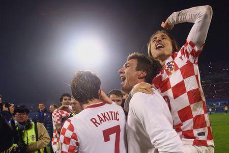 Tho Nhi Ky - Croatia: 4 ngoi sao hi vong - Anh 1