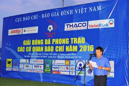 Chien thang VTV 3-0, Bao An ninh Thu do doat cup vo dich Press Cup 2016 - Anh 12