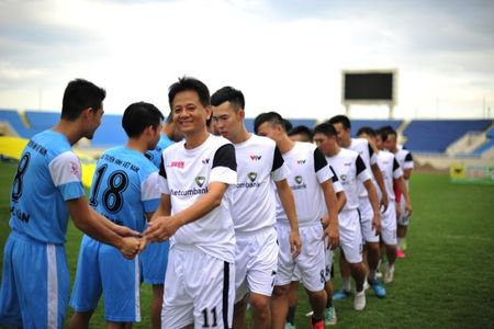 Chien thang VTV 3-0, Bao An ninh Thu do doat cup vo dich Press Cup 2016 - Anh 1