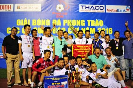 Chien thang VTV 3-0, Bao An ninh Thu do doat cup vo dich Press Cup 2016 - Anh 9