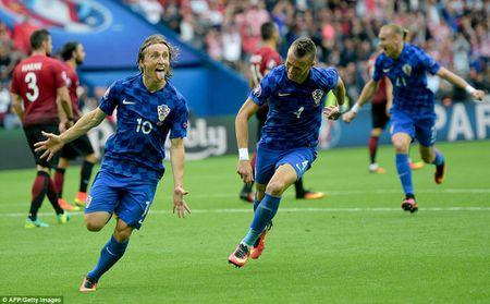Modric toa sang, Croatia ha guc Tho Nhi Ky - Anh 7