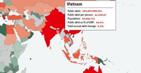"""Moi nguoi Viet dang """"ganh"""" hon 1.000 USD no cong - Anh 1"""