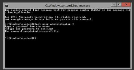 Phai lam gi khi quen mat khau Windows - Anh 2