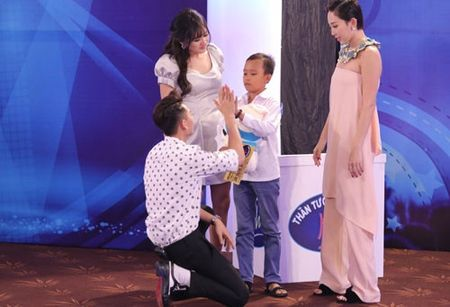 """Can do dong dem"" dan giam khao The Voice Kids va Vietnam Idol Kids 2016 - Anh 5"