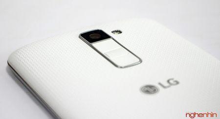 Danh gia LG K10: Ban rut gon cua G4 - Anh 6