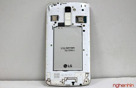 Danh gia LG K10: Ban rut gon cua G4 - Anh 9