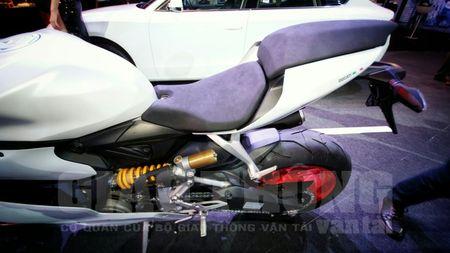 Hinh anh dau tien cua sieu pham Ducati 959 tai Viet Nam - Anh 13