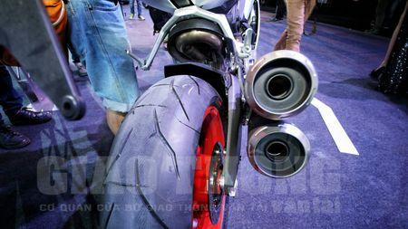 Hinh anh dau tien cua sieu pham Ducati 959 tai Viet Nam - Anh 8