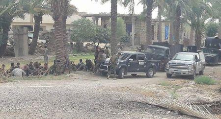 Quan doi Iraq se tien vao thanh tri Fallujah cua IS trong vai ngay toi - Anh 1
