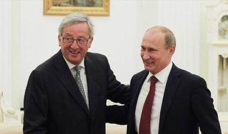 Tin hieu moi trong moi quan he EU - Nga - Anh 1