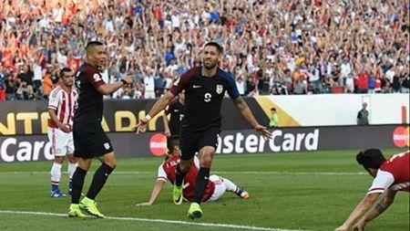 Ha Paraguay, My doat ve vao tu ket Copa America - Anh 2