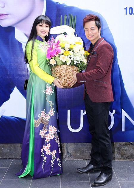 Duy Truong xin loi 'ca si tram ty' Trang Nhung tren san khau - Anh 7
