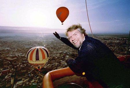 Thu gui tuoi 25 cua ty phu Richard Branson - Anh 1