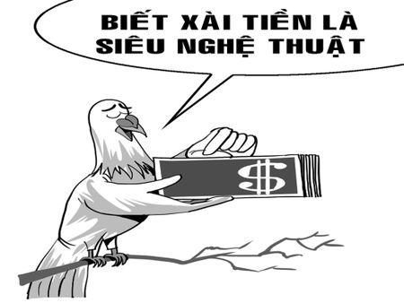 Vuon hong: Vo quanh nam 'xai tien' la khinh thuong phu nu? - Anh 1